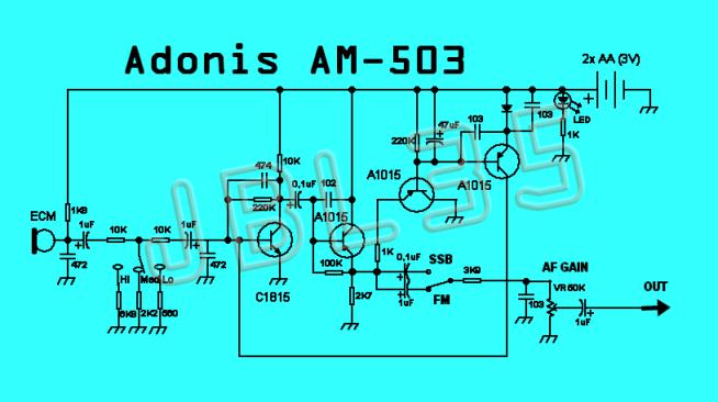 Adonis AM-503